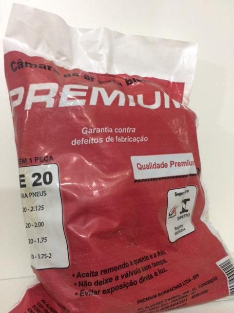 Câmara de Ar Premium aro 20 Bico Grosso