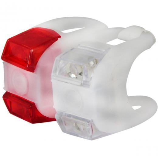Kit de Iluminação de Silicone Absolute JY-267-6 2 Leds Branco