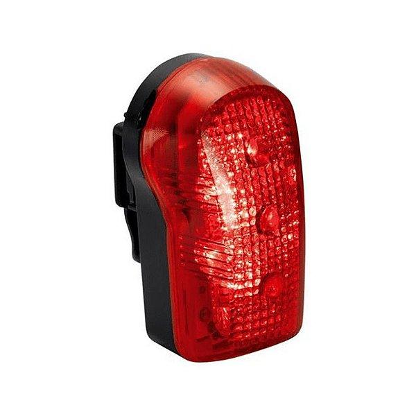 Lanterna Traseira High One 7 Leds Vermelho