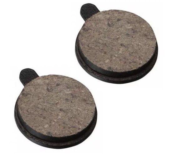 Pastilha de Freio a Disco Zoom DS 23 em Resina para Freio Zoom DB280/450/650