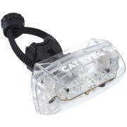Lanterna Traseira Cateye Blitz Auto 5 Leds