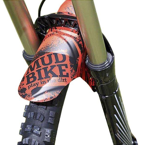 Paralama Dianteiro MUD Bike Vermelho
