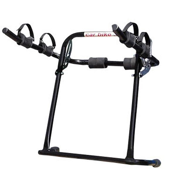 Suporte de Bicicletas (Rack) para Porta-Malas com Borracha Separador de bike para 2 Bicicletas