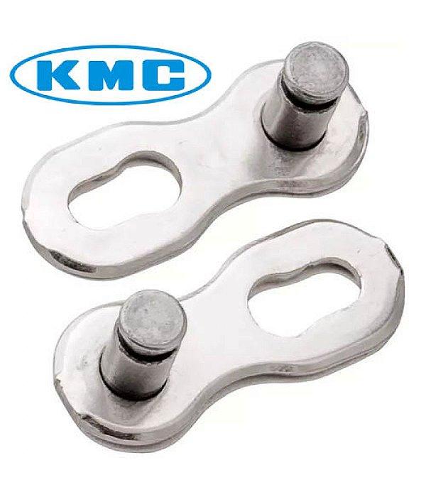 Emenda de Corrente KMC para 9 Velocidades