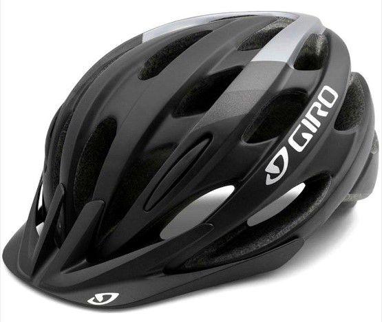 Capacete Giro Revel de Ciclismo MTB Lazer  Preto Fosco