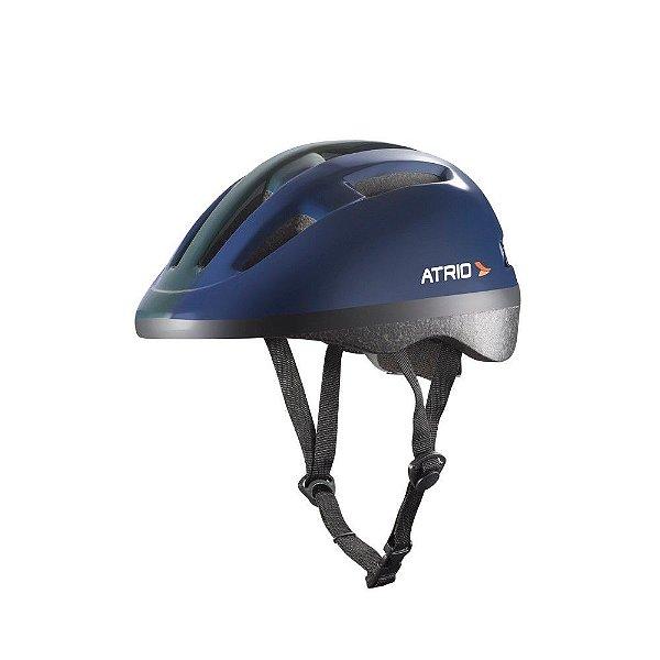 Capacete Atrio Urban OutMode de Ciclismo MTB Lazer Azul