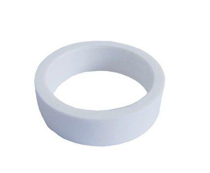 Espaçador de Direção em Aluminio 10mm Ahead Set Over Branco