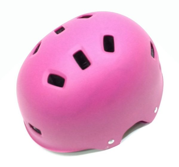 Capacete CycleTrack para Bicicleta Skate Tam S-M (52-58cm) Lazer Rosa