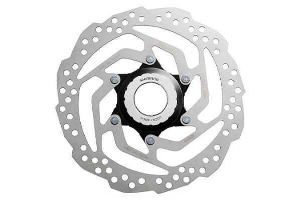 Disco De Freio (rotor) Shimano Mtb Sm-rt10 Center Lock 160mm