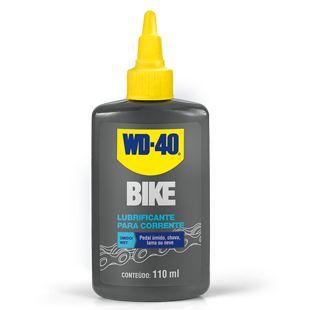 Lubrificante WD-40 Úmido WET para Corrente de Bicicleta 110ml
