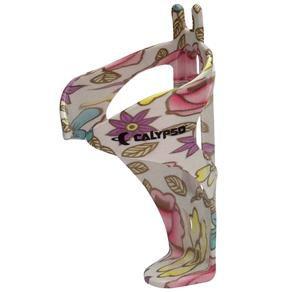 Suporte Caramanhola (Garrafinha) Calypso Policarbonato Grafismo Floral