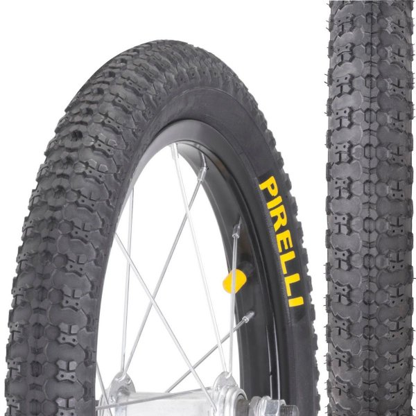 Pneu Pirelli Top Cross 16x1.75 H-506 Preto