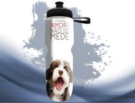 Garrafa Térmica Maxx Bottle Pet Chow Chow 700ml