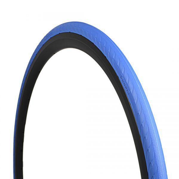 Pneu Tannus Aither 1.1 New Slick Hard 700x25 Azul Aquamarine