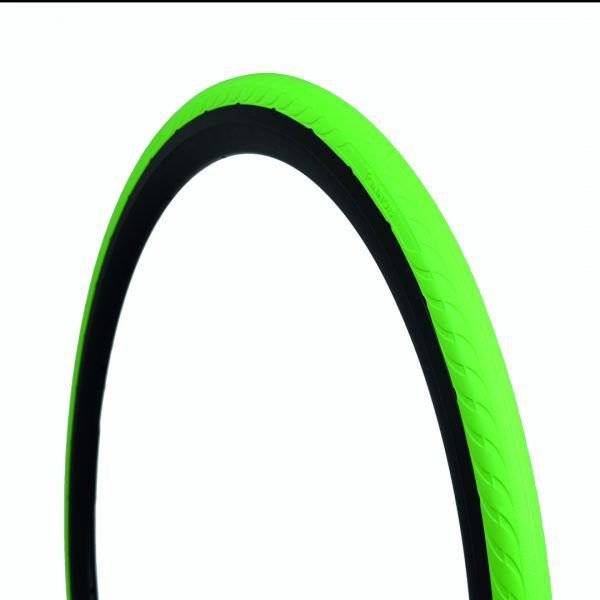 Pneu Tannus Aither 1.1 New Slick Hard 700x25 Melon Verde