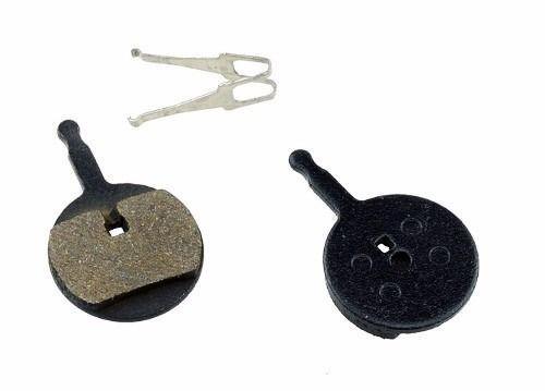 Pastilha de Freio a Disco Bengal PA03SA03 em Resina (Composto Orgânico) para Freios  Avid BB5