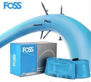 CAMARA DE AR FOSS 29x1.25 - 2.5 Válvula Presta ecologicamente correto