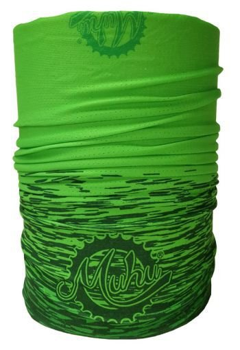 Bandana Tubular Muhu Solid Color Verde 7053