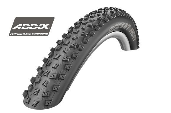 Pneu Schwalbe Rocket Ron ADDIX Performance TLR Tubeless Kevlar  29x2.25