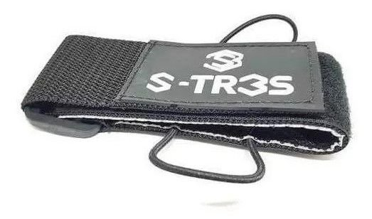 Wrap S-Tres velcro para suporte de camara de ar, co2 e espatula