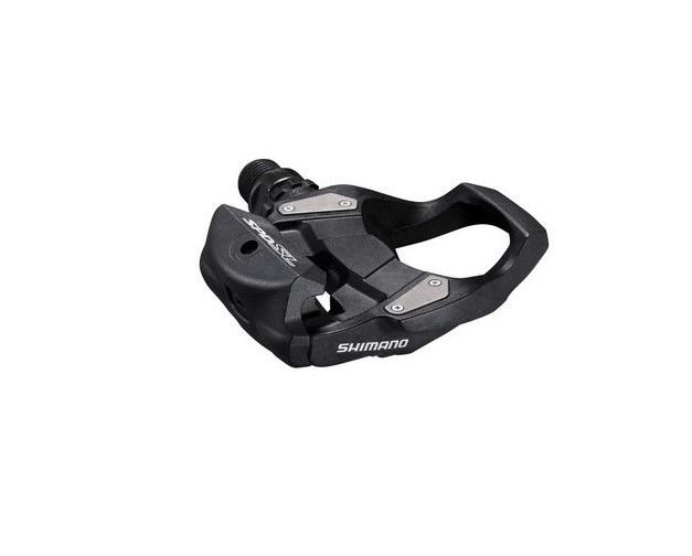 Pedal Shimano PD-RS500 Speed Clipless de Encaixe SPD Preto