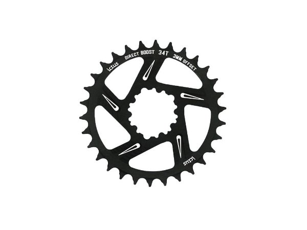 Coroa Ictus Direct Boost 34T OffSet 3mm