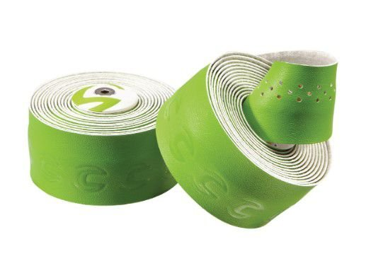 Fita de Guidão Cannondale Microfibra Verde