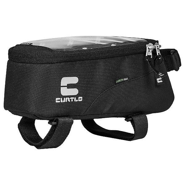 Bolsa de Quadro Curtlo Phone Bag Plus BIK042 Preto