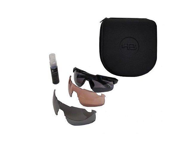 Óculos De Sol Hb Shield Compac M Kit S Mounta