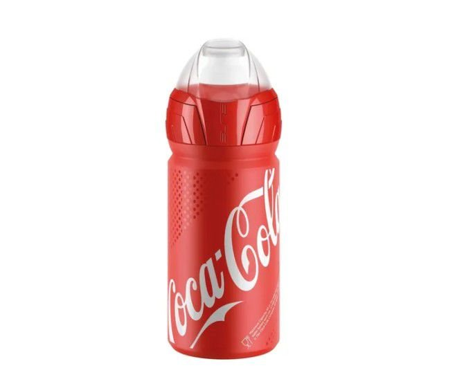 GARRAFA ELITE Ombra Coca-Cola Vermelho 550ML
