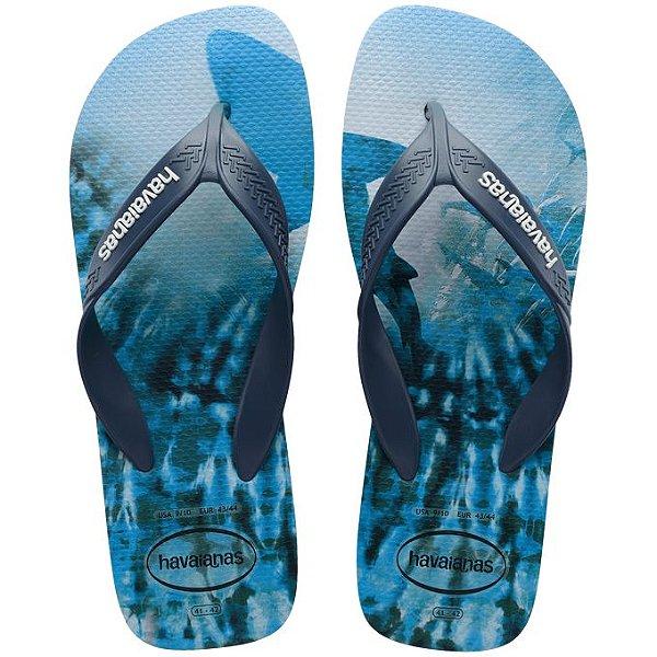 Chinelo Havaianas Surf Azul tam 43/44