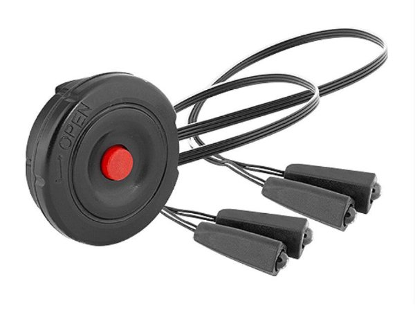 Lanterna Vista Light para capacete BLT-006