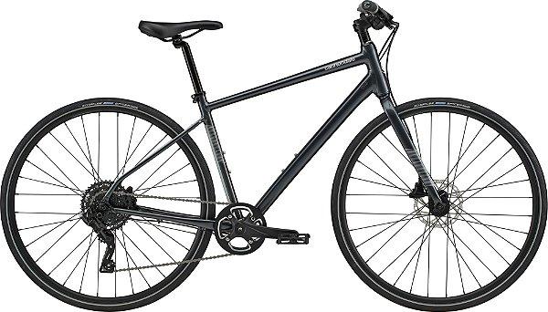 Bicicleta Cannondale Quick Disc 4 Cinza Tam L