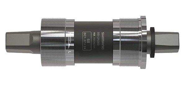 Movimento Central Shimano Bb un300 127.5mm 34.7
