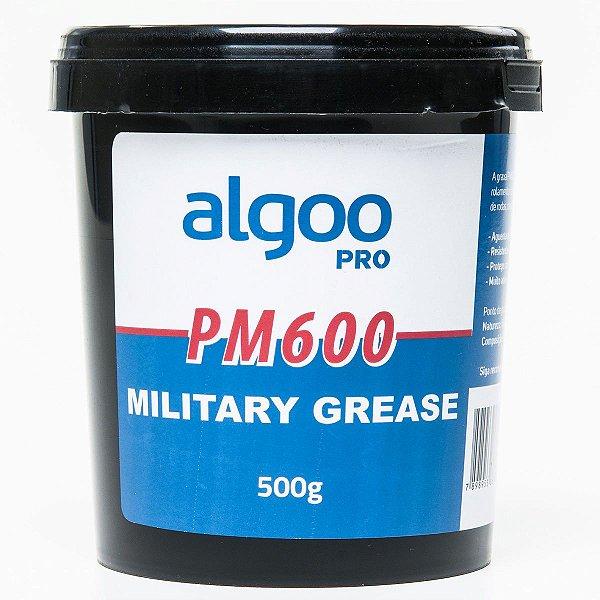 Graxa Algoo Militar PM600 pote 500g