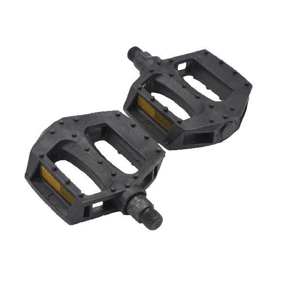 Pedal Nylon Rontek BPED-004 Plataforma Rosca Grossa 9/16
