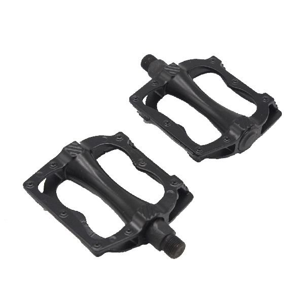 Pedal Aluminio Rontek BPED-027 Plataforma Rosca Grossa 9/16