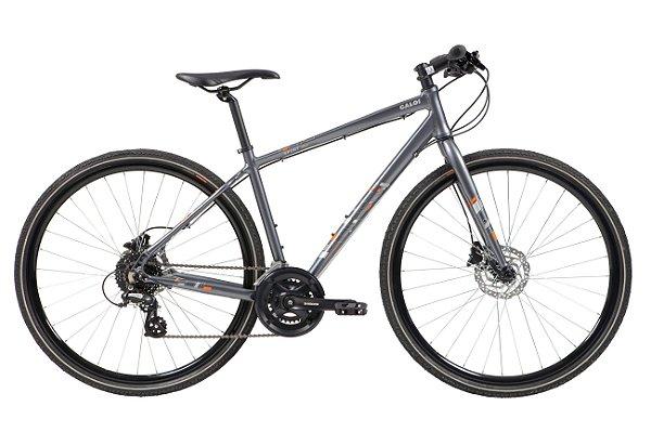 Bicicleta Caloi City Tour Sport Tam P Ano 21 Cinza