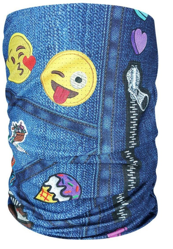Bandana Tubular Muhu Jeans Patch 7064