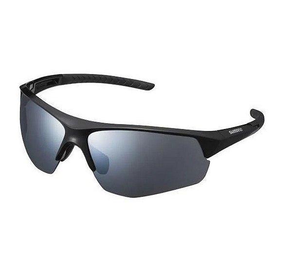 Óculos Shimano Twinspark Armação Preto lente Espelhado