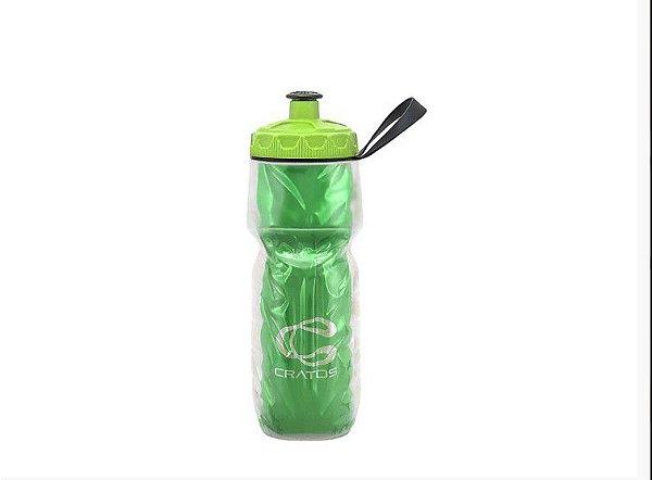 Garrafa Térmica Cratos Verde 590ml
