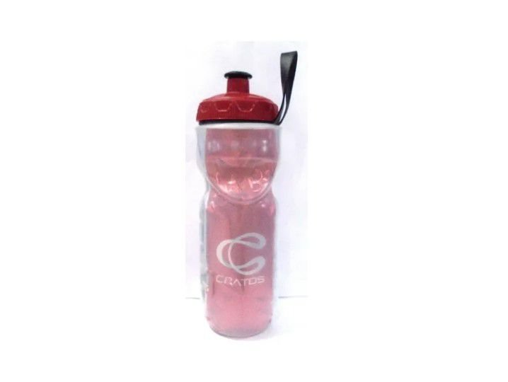 Garrafa Térmica Cratos Vermelho 590ml