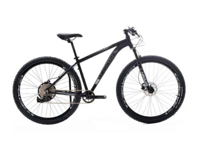 Bicicleta Absolute Wild Absolute 12 V Preto tam 19