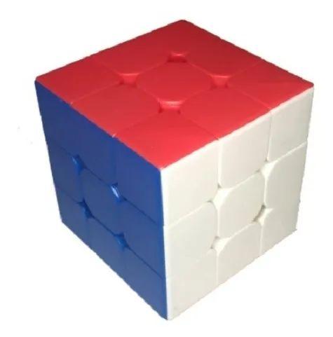 Cubo Mágico  Interativo 3x3x3 Velocidade  Cubo Mágico Rubik