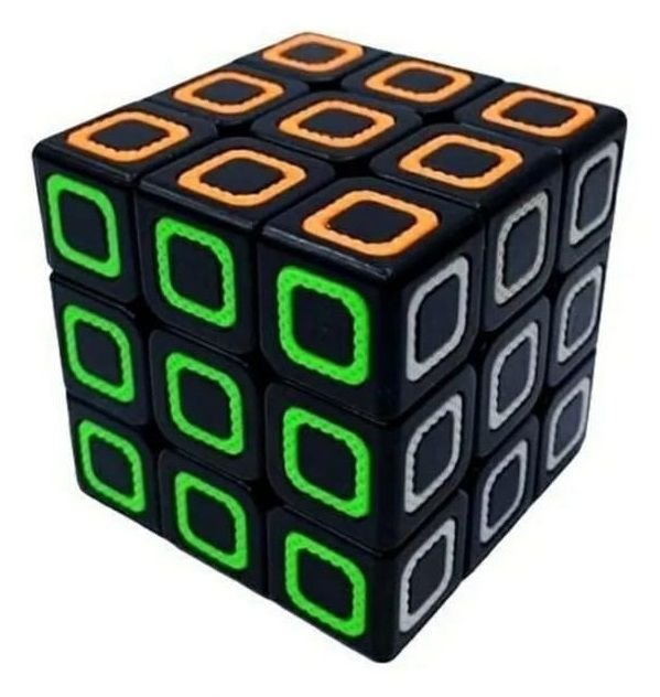 Cubo Magico 3x3x3 Profissional Speed Cube Ultimate Challeng