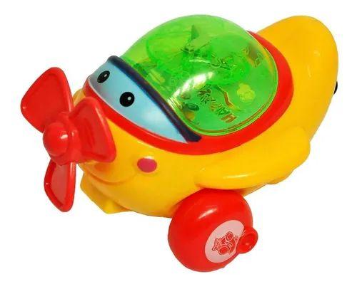brinquedo Aviãozinho  Divertido Bebe