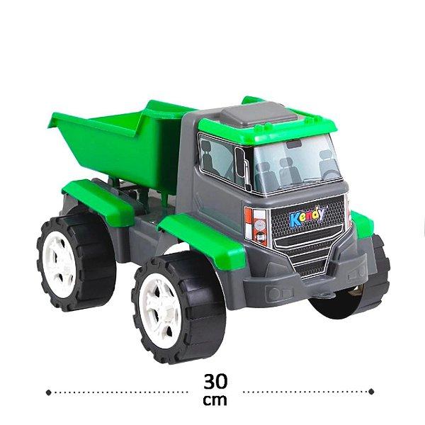 Caminhão Caçamba Construção Brincar Areia