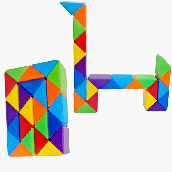 Fidget Toy Infinity Cube Snake Antistress