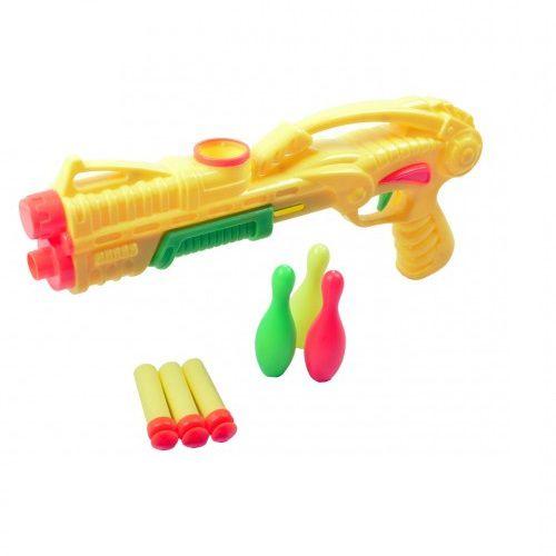 Pistola de Dardos com Alvos