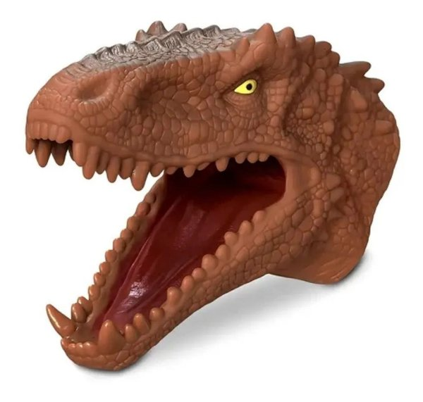 Bonecos Fantoches Dinossauros Dino